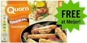 FREE Quorn Products at Meijer!
