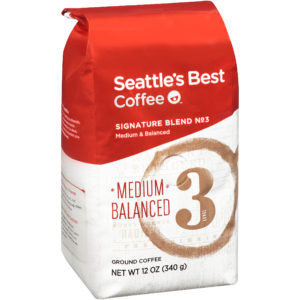 Target: Seattle's Best Coffee Only $3.35!