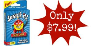 Smack it! Card Game Only $7.99!