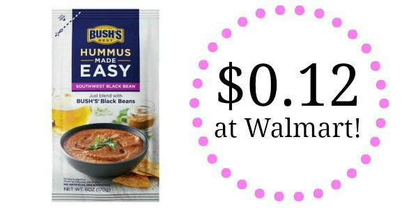 Bush's Best Hummus Made Easy