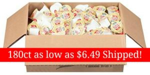 Nestle Coffee-Mate Coffee Creamer, Original, Pack of 180 as low as $6.49 Shipped!