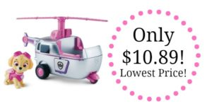 Paw Patrol – Skye's High Flyin' Copter – $10.89! Lowest Price!