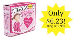 Pinkalicious Phonics Box Set Only $6.23! (reg. $12.99)