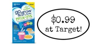 Target: Similac Go & Grow Mix-Ins Only $0.99!