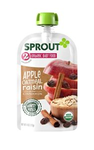 Target: Sprout Organic Stage 2 Baby Food Pouches Only $0.37!