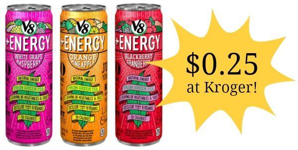 V8 +Energy