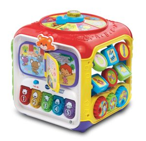 VTech Sort & Discover Activity Cube Only $18.99!