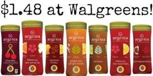 Walgreens: Argo Tea Only $1.48!