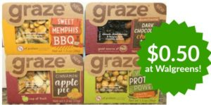 Walgreens: Graze Snacks Only $0.50!