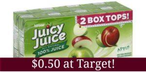 Target: Juicy Juice 8-Packs Only $0.50!