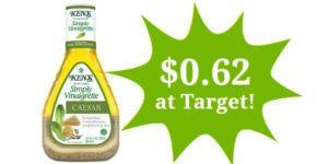 Target: Ken's Salad Dressing Only $0.62!