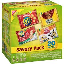 Kroger: Nabisco Multi Pack Snacks Only $4.99!