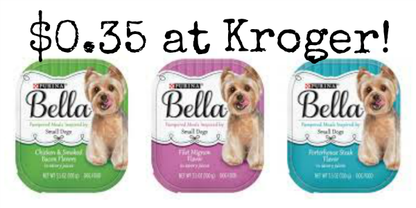 purina bella dog food