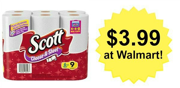 scott choose a sheet 6 rolls