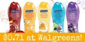 Walgreens: Softsoap Body Wash Only $0.71!