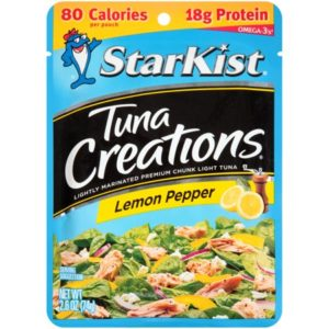 Walmart: StarKist Tuna Creations Pouches Only $0.66!