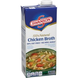 Meijer: Swanson Broth Carton Only $1.24!