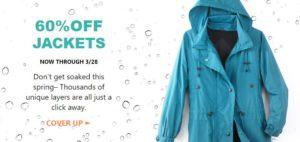 Swap.com Jacket Sale – Save 60% Today!