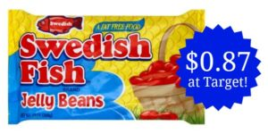 Target: Swedish Fish Jelly Beans Only $0.87!