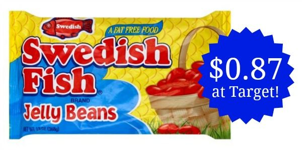 Target swedish fish jelly beans only become a for Swedish fish jelly beans