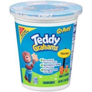 Target: Teddy Grahams Go Pak Only $0.40!