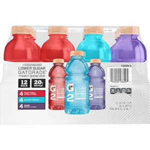 Gatorade G2 Thirst Quencher Variety Pack 12-Count as low as $7.15 Shipped! ($0.60/bottle)
