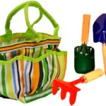 Kids Garden Tool Set with Tote Only $8.12 (Reg. $17)!