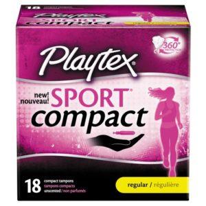 Walmart: Playtex Sport Tampons Only $1.97!