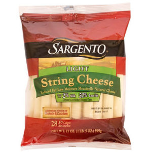 Sam's Club: Sargento String Cheese 28ct Only $5.48!