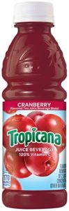 Tropicana Cranberry Cocktail Juice as low as $11.89!