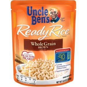 Walmart: Uncle Ben's Rice Only $1.23!