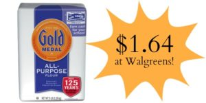 Walgreens: Gold Medal Flour Only $1.64!