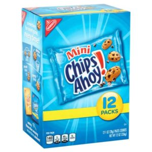 Target: Nabisco Multipack Crackers or Cookies 12ct Only $1.75!