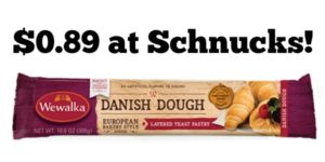 Schnucks: Wewalka Dough Only $0.89!