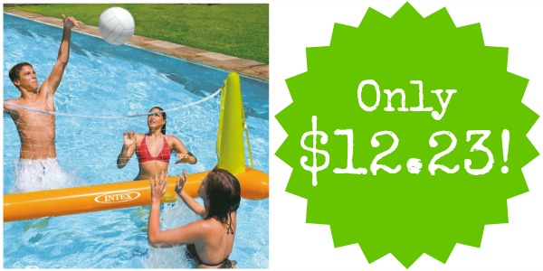Intex pool volleyball game only become a coupon - Family pool aldi ...