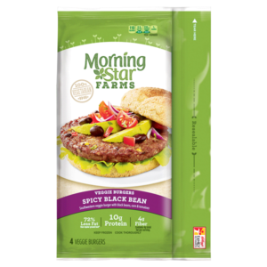 Walmart: MorningStar Farms Frozen Veggie Products as low as $1.28!