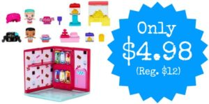 My Mini MixieQ's Candy Shop Mini Room Only $4.98 (Reg. $12)!