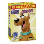 Scooby Doo Fruit Snacks 30-Count Box as low as $5.00!