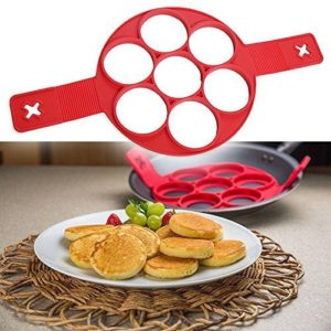 Silicone Perfect Pancake Maker Only $5.30 (Reg. $15) + FREE Shipping! Best Price!