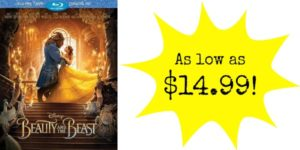 Pre-Order the Beauty and the Beast Live Action Movie for as low as $14.99!