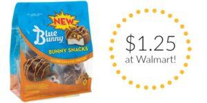 Walmart: Blue Bunny Bunny Snacks Only $1.25!