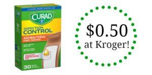 Kroger: Curad Bandages Only $0.50!