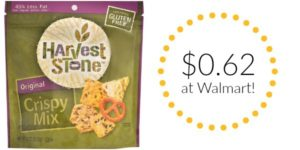 Walmart: Harvest Stone Crackers Only $0.62!