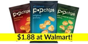 Walmart: Popchips Only $1.88!
