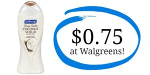 Walgreens: Softsoap Body Wash Only $0.75!