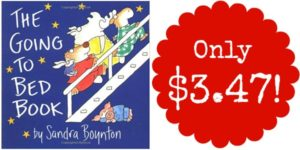 The Going-To-Bed Book Only $3.47!