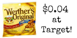 Target: Werther's Original Candy Only $0.04!