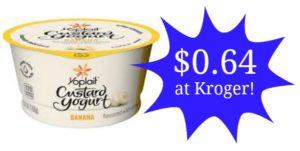 Kroger: Yoplait Custard Only $0.64!