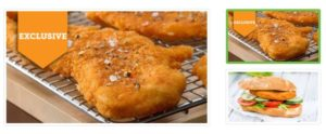 Zaycon Fresh: Premium Chicken Breast Fritters Only $2.57/lb!