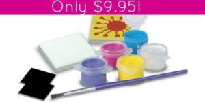 4M Magnetic Mini Tile Art Kit Only $9.95!